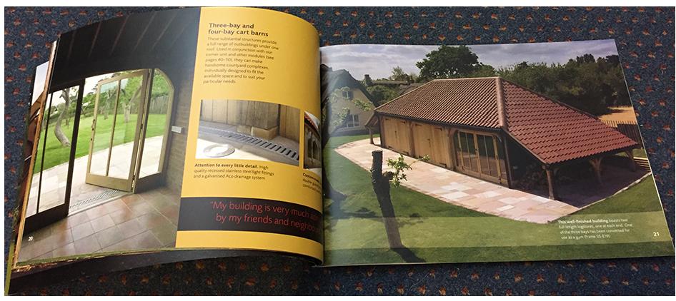 brookwood barns brochure